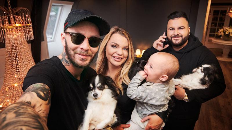 Familjen Lundell Dplay